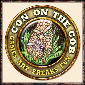 Official Con on the Cob Merchandise
