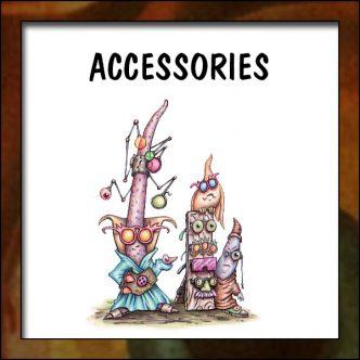 Accessories and Fascinators