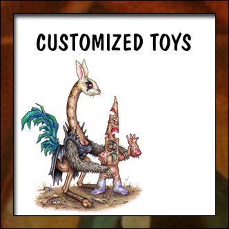 Customized Toys